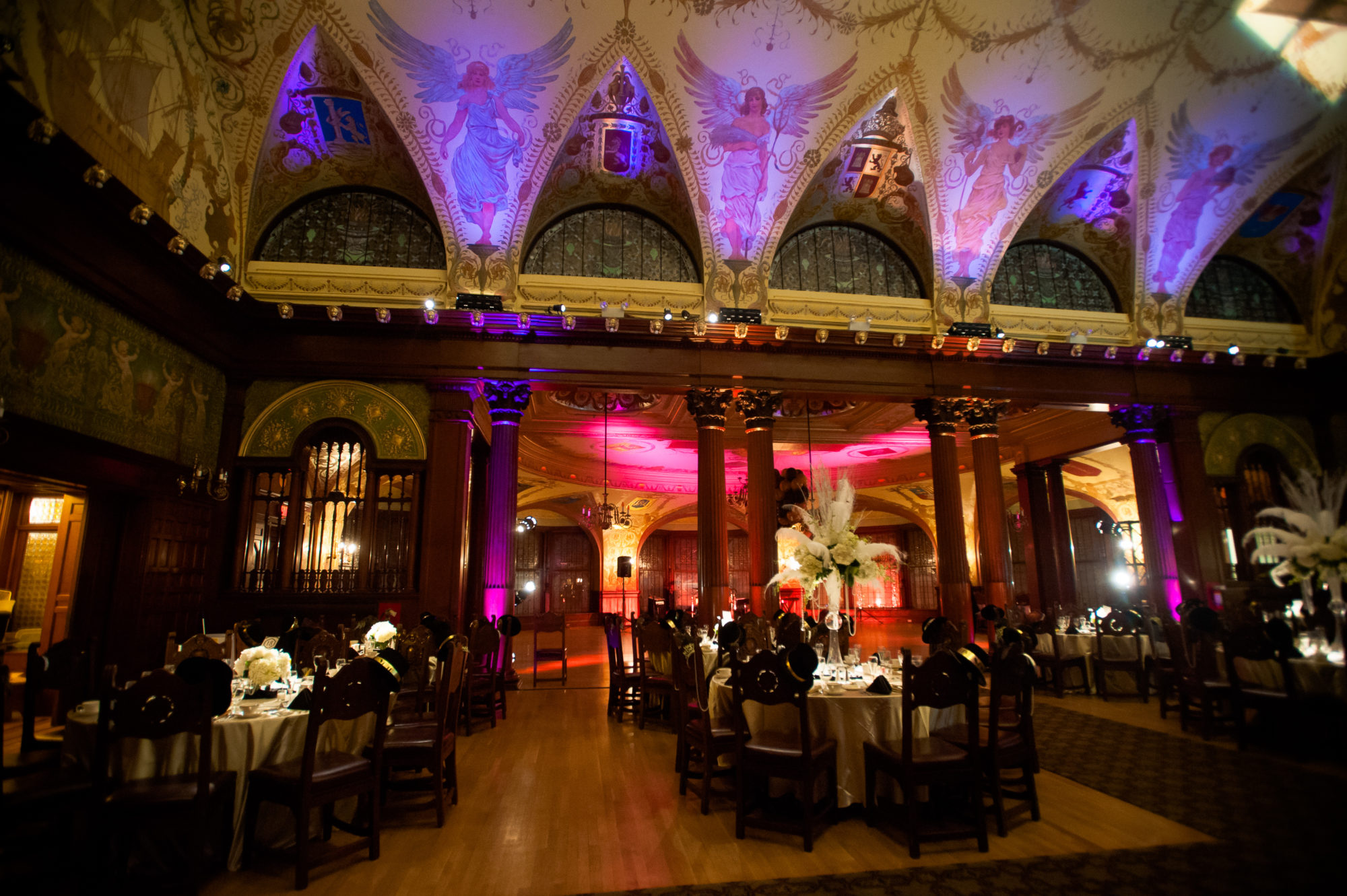 St Augustine College >> Ponce de Leon Weddings & Special Events – Flagler College | Saint Augustine Wedding and Events ...